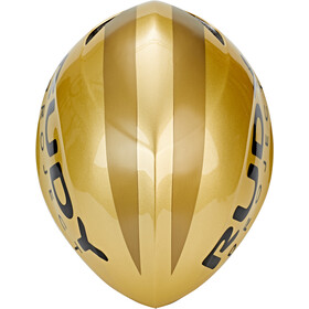 Rudy Project Boost Pro Kask rowerowy złoty
